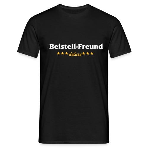Beistell-Freund - Männer T-Shirt