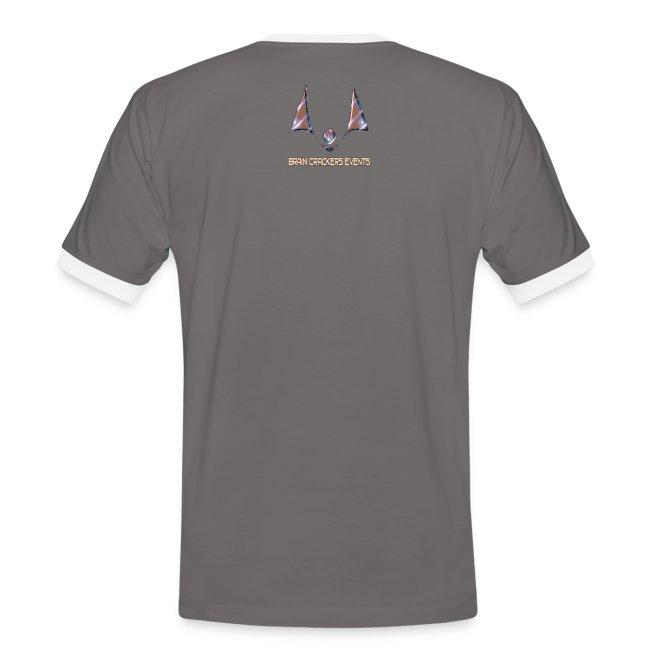 """2 kleuren t-shirt """"BAZZSURVIVORZ"""""""