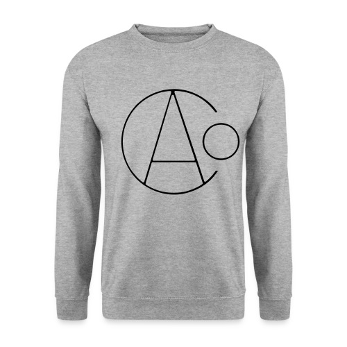 Age of Consent Sweatshirt (Black Logo) - Men's Sweatshirt