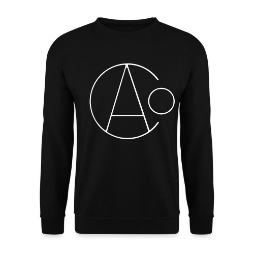 Age of Consent Sweatshirt (White Logo) - Men's Sweatshirt