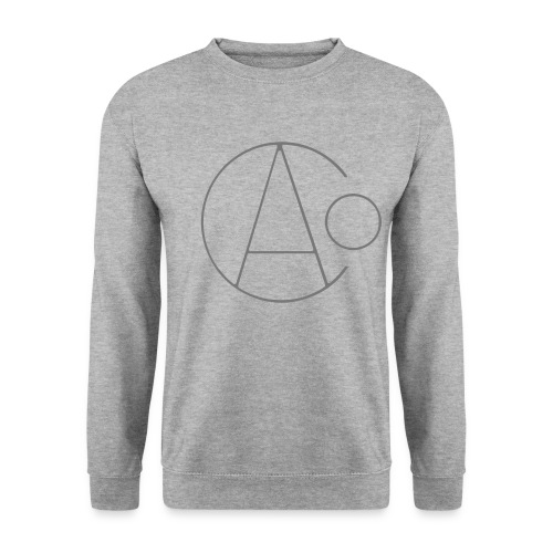 Age of Consent Sweatshirt (Grey Logo) - Men's Sweatshirt