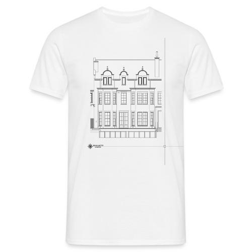 Building Elevation - Men's T-Shirt
