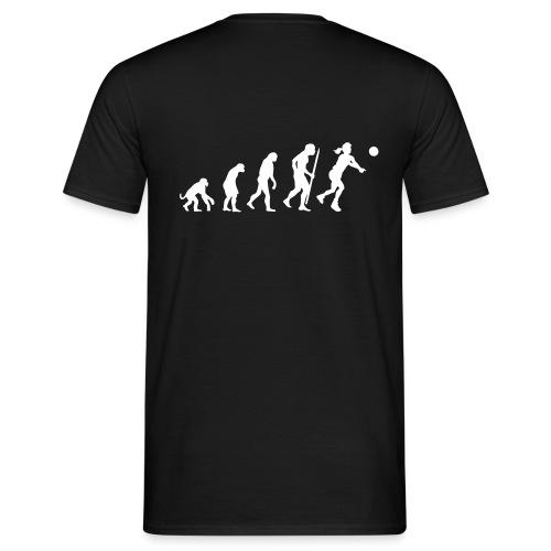 Evolution Volleyball - Männer T-Shirt