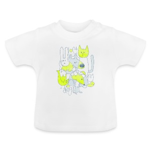 Babies Abstract T - Baby T-Shirt