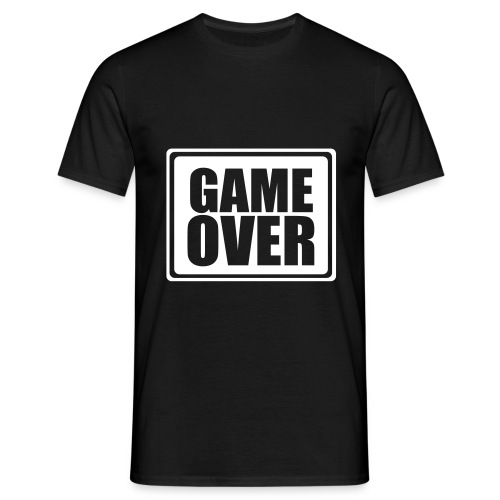 Game Over Box !! - Men's T-Shirt