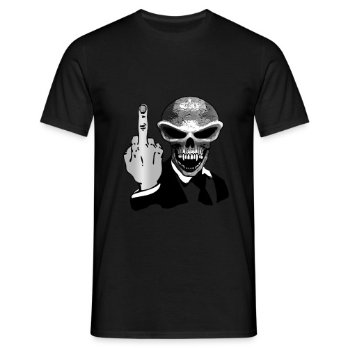 Alien !! - Men's T-Shirt