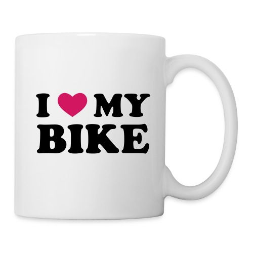 I Love My Bike Mug - Mug