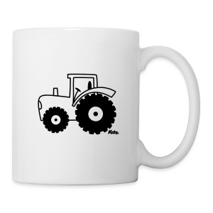 Mok Tractor - Mok