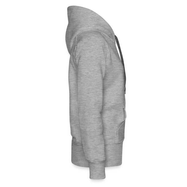 BYE, HONEY! hoodie grey