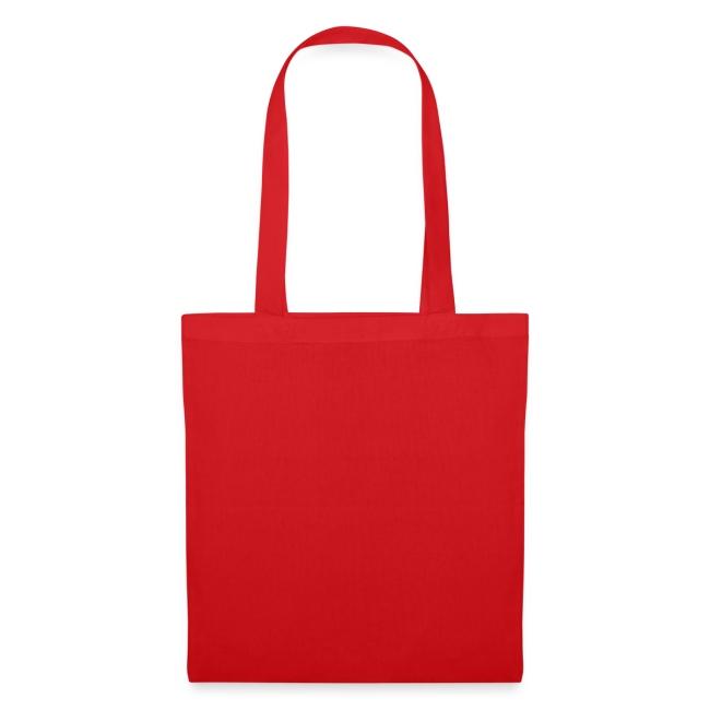 BYE, HONEY! bag red