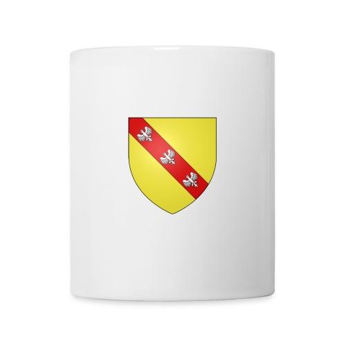 Tasse Mug - Blason de Lorraine - Mug blanc