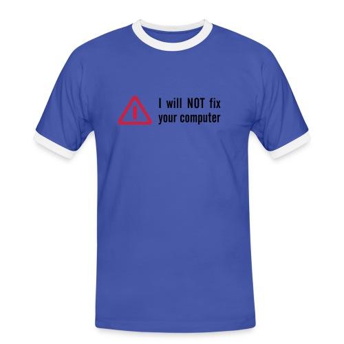 dd - Men's Ringer Shirt