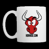 Tassen & Zubehör ~ Tasse ~ Hornoxe Logo Tasse