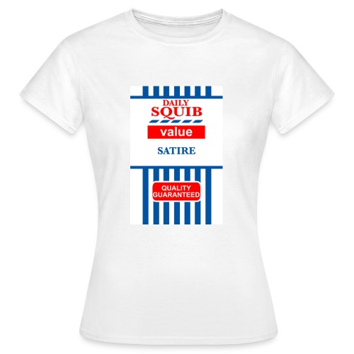 Women's Daily Squib Value T-Shirt - Women's T-Shirt