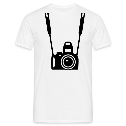Camera Mens - Men's T-Shirt