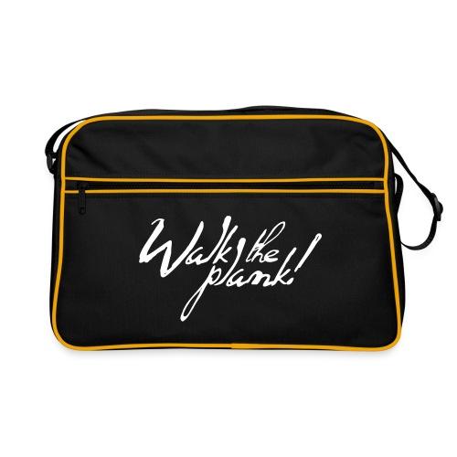 Das Tascherl für die anspruchsvolle Sie und den surfbewussten Ihn. - Retro Tasche