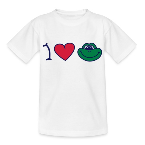 I LOVE FROGS - Kids' T-Shirt