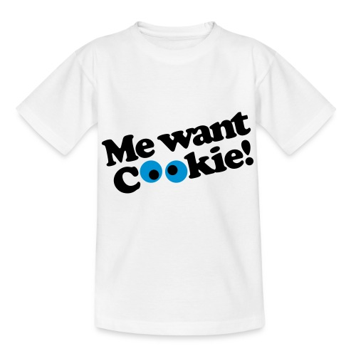 Want Cookies! - Kids' T-Shirt