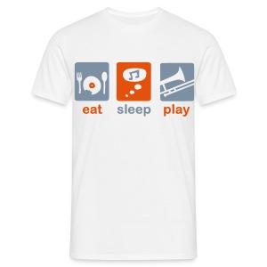 Trombone! - Mannen T-shirt