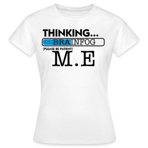 Thinking . . ' - Women's T-Shirt