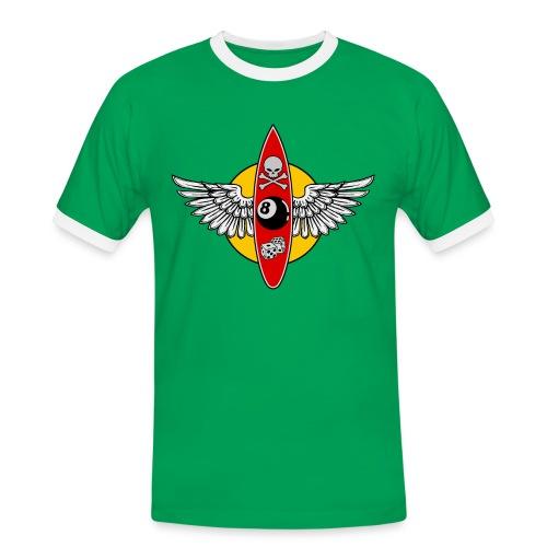 8 Ball - Men's Ringer Shirt