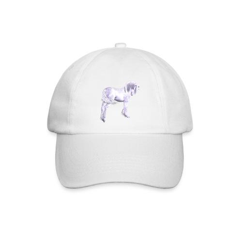 Silver Unicorn - Baseballkappe