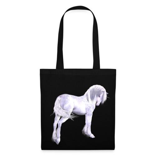 Silver Unicorn - Stoffbeutel