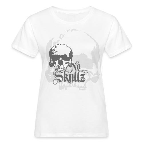 No Skulls - Frauen Bio-T-Shirt