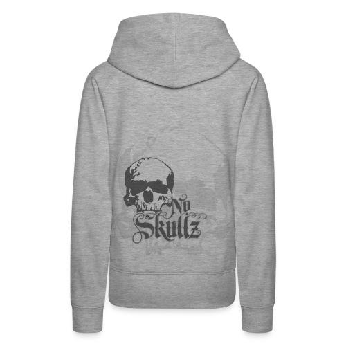 No Skulls - Frauen Premium Hoodie
