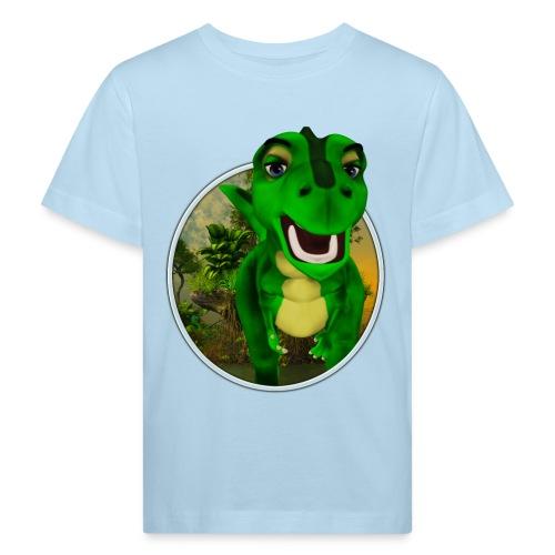 Dino - Kinder Bio-T-Shirt