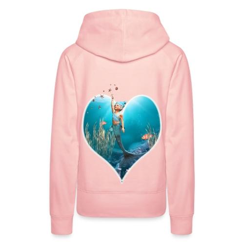 Little Mermaid 1 - Frauen Premium Hoodie
