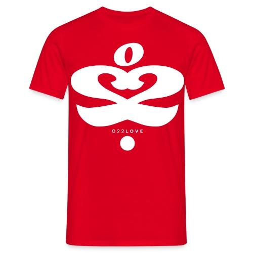 022_Love - Koszulka męska