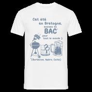 Tee shirts ~ Tee shirt Homme ~ Tshirt homme bac breton