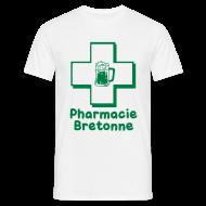 Tee shirts ~ Tee shirt Homme ~ Tshirt homme c2b phamacie bretonne