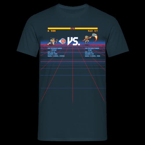 A 500 VS. 512 ST - Men's T-Shirt