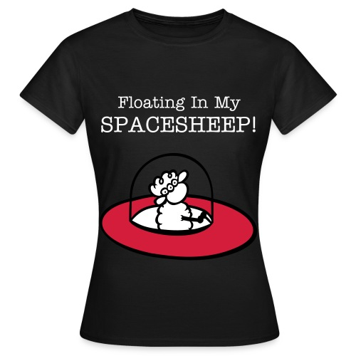 SPACESHEEP! - Women's T-Shirt