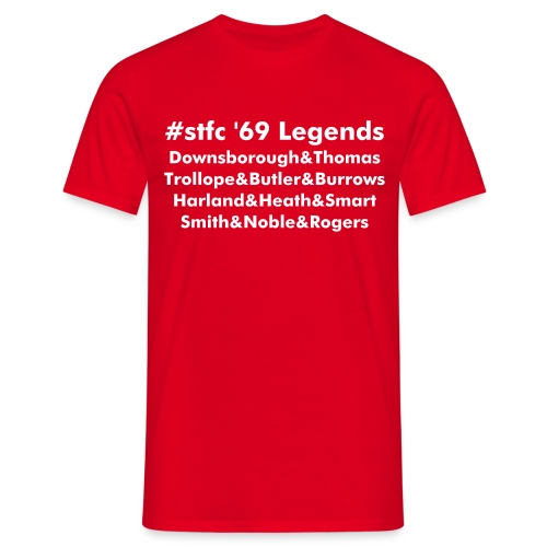'69 Legends - Classic T-Shirt - Men's T-Shirt
