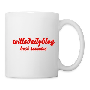 Willsdaily cup of tea or coffe - Mug