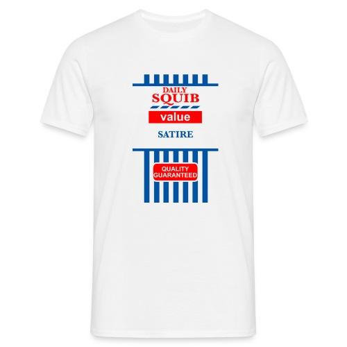 Men's Daily Squib Value T-Shirt - Men's T-Shirt