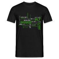 T-Shirts ~ Men's T-Shirt ~ snooker matrix reloaded