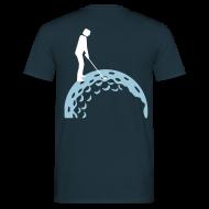 Tee shirts ~ Tee shirt Homme ~ MoonGolf*