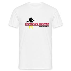 Deutscher Meister Führzügelklasse - Männer T-Shirt
