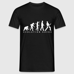evolution_rocks_032012_e1c Tee shirts - T-shirt Homme