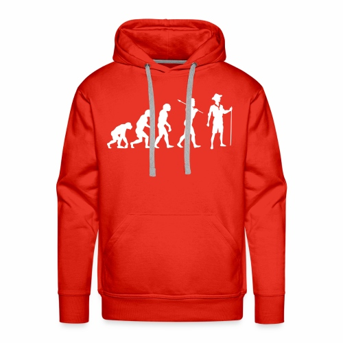 The Scout Evolution - Sweat-shirt à capuche Premium pour hommes