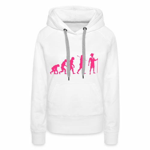 The Scout Evolution - Sweat-shirt à capuche Premium pour femmes