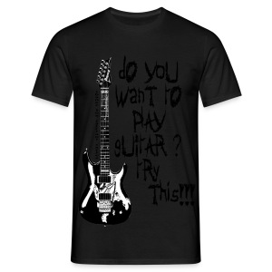 Do you want to play - Men's T-Shirt