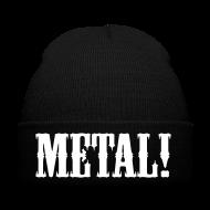 Caps & Hats ~ Winter Hat ~ Metal winter hat
