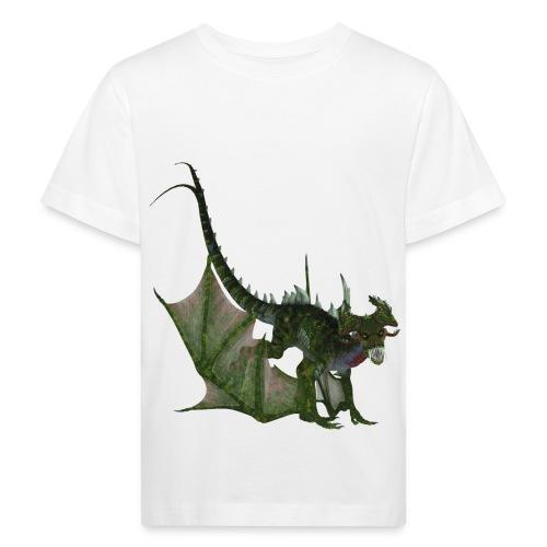 Green Dragon - Kinder Bio-T-Shirt