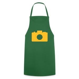 Die Schürze für alle Fotografen - Kochschürze