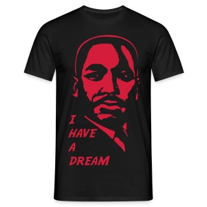 Tee shirt I HAVE A DREAM - T-shirt Homme